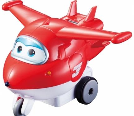 """""""Super sparnai"""" inercinis žaislas - lėktuvėlis """"Jett"""""""