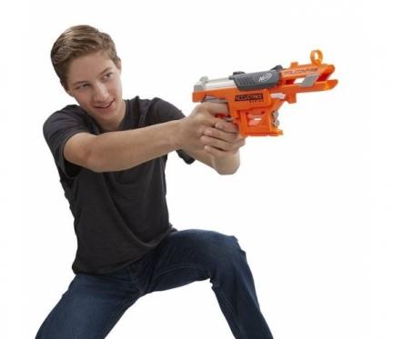 """""""Nerf"""" šautuvas su šoviniais """"N-Strike Elite Accustrike Falconfire"""""""