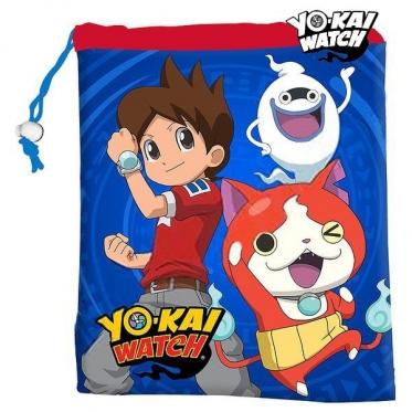 """Kuprinė - maišas """"Yo-Kai 6079"""", 25 x 20 x 1,6 cm"""