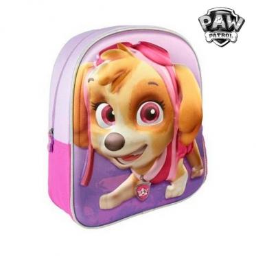 """3D mokyklinis krepšys """"Šunyčiai Patruliai 8201"""", 25 x 31 x 10 cm"""