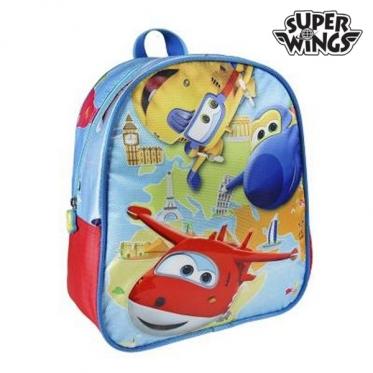 """Vaikiškas krepšys """"Super Wings 302"""", 24 x 28 x 10 cm"""