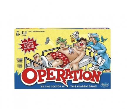 """""""Hasbro Gaming"""" žaidimas """"Operacija"""""""