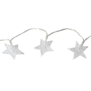 """LED lempučių girlianda """"Žvaigždės"""", 110 cm"""