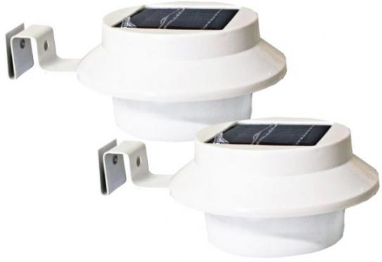 LED šviestuvas su saulės baterija