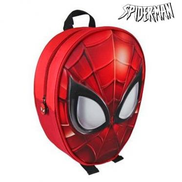 """3D mokyklinė kuprinė """"Žmogus-voras"""", 25 x 31 x 10 cm"""