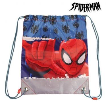"""Kuprinė - maišas su virvutėmis """"Žmogus-voras"""", 31 x 38 cm"""