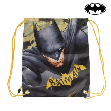 """Kuprinė - maišas su virvutėmis """"Betmenas"""", 31 x 38 cm"""