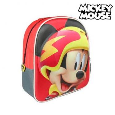 """3D mokyklinė kuprinė """"Peliukas Mikis"""", 25 x 31 x 10 cm"""