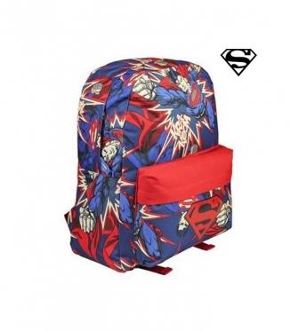 """Mokyklinė kuprinė """"Supermenas"""", 32 x 40 x 14,5 cm"""