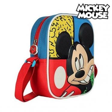 """Vaikiškas krepšys  """"Peliukas Mikis"""", 14 x 18 x 5,5 cm"""