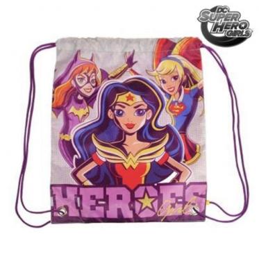 """Kuprinė - maišas su virvutėmis """"Superherojės"""", 31 x 38 cm"""