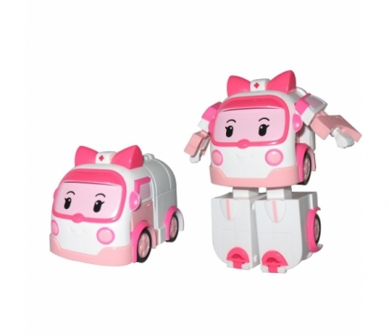 """Robocar Poli"" mini transformeris ""Amber"""