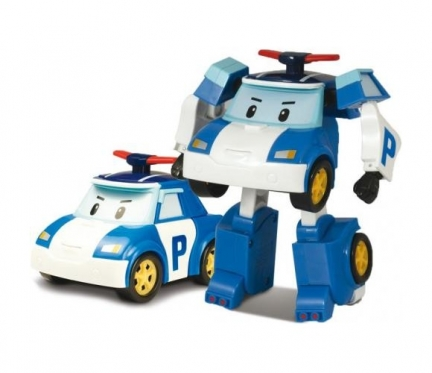"""Robocar Poli"" mini transformeris ""Poli"""