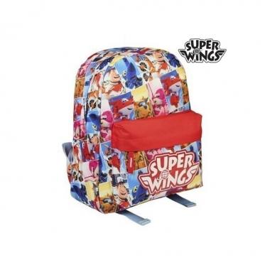 """""""Super Sparnų"""" kuprinė, 26 x 32 x 12 cm"""