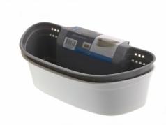Pakabinama plastikinė dėžutė maisto atliekoms, 31 x 17 x 9,5 cm