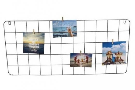 Vielinis sieninis nuotraukų stendas, 88 x 40 cm