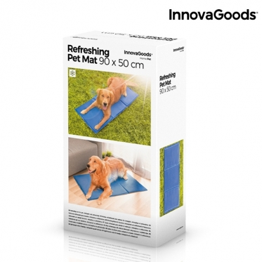 """Innova Goods"" vėsinantis kilimėlis naminiams gyvūnams, 90 x 50 x 1 cm"