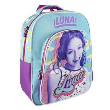 """3D mokyklinė kuprinė """"Aš esu Luna"""", 41 x 31 x 13 cm"""
