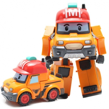 """Robocar Poli"" transformeris ""Mark"""