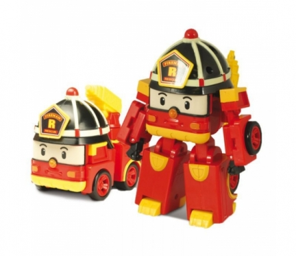 """Robocar Poli"" mini transformeris ""Roy"""