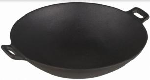 """King Hoff"" wok keptuvė, Ø 31 cm"