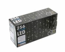 """LED lempučių girlianda """"Žvaigždžių užuolaida"""", 160 x 160 cm"""