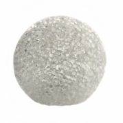 Silikoninis kamuolys su LED apšvietimu, 12 cm