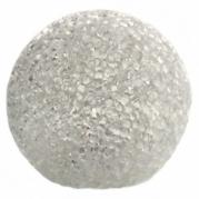Silikoninis kamuolys su LED apšvietimu, 20 cm