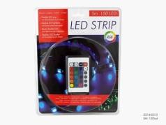 Vandeniui atspari LED diodų juosta, 5 m