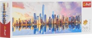 """""""Trefl"""" dėlionė """"Manheteno panorama"""", 1000 dalių"""