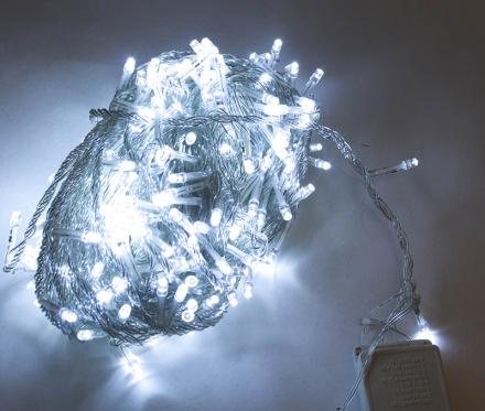 30 m 300 LED lempučių šventinė girlianda