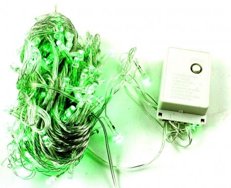 10 m 100 LED lempučių šventinė girlianda