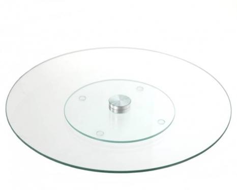 """Stiklinė maisto serviravimo lėkštė """"Lazy Susan"""", 30 cm"""