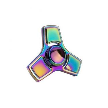 Spalvingas metalinis antistresinis suktukas, 6 cm