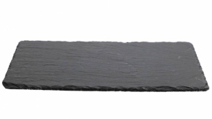 Akmeninis padėklas, 34 x 17 cm
