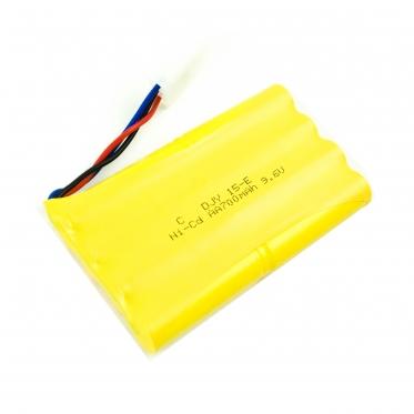 """""""NQD"""" nuotolinio valdymo mašinėlės baterija, 700 mAh"""