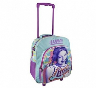 "3D kuprinė ""Soy Luna"", 34 x 24 x 12 cm"