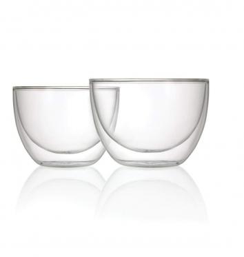 """Borosilikatinio stiklo dubenėlių rinkinys """"Boral"""", 13 x 7,8 cm"""