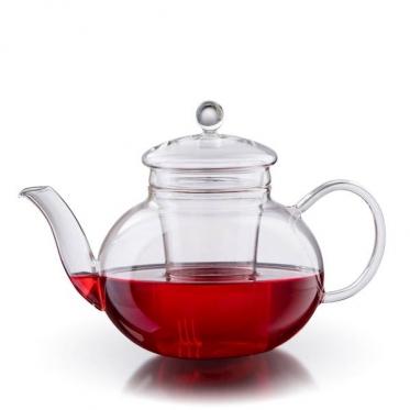 """""""Boral"""" borosilikatinio stiklo arbatinukas """"Melody"""", 1 l"""