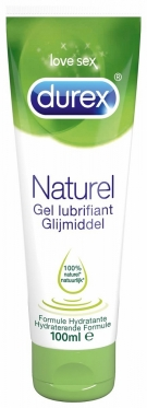 "Lubrikantas ""Durex"" Naturel, 100 ml"