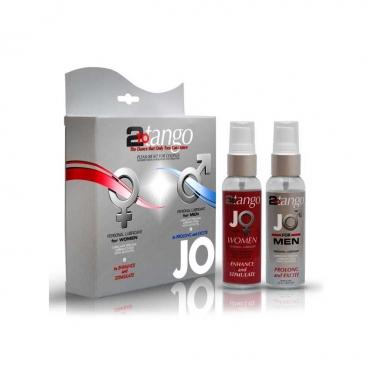 "Lubrikantas ""System Jo"" 2 to Tango, 60 ml"