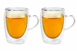 """""""Boral"""" borosilikatinio stiklo puodelių rinkinys """"Tee"""", 2 vienetai"""