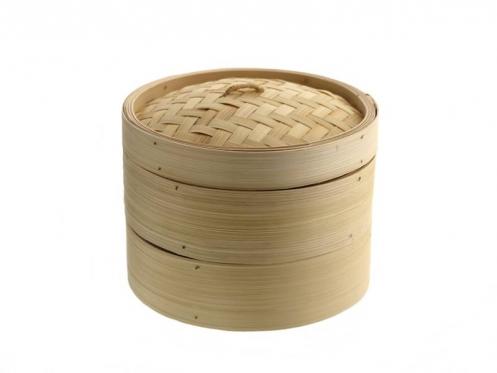 Bambukinis maisto garintuvas, 20,3 x 16,5 cm