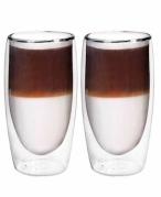 """""""Boral"""" borosilikatinio stiklo stiklinių rinkinys """"Latte Macchiato"""", 2 vienetai"""