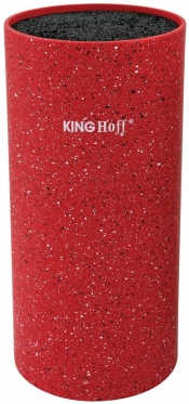 "Peilių stovas ""King Hoff"", 11 x 22 cm"