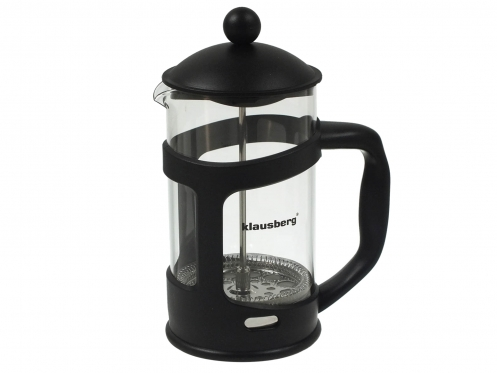 """Kavinukas su kavos tirščių nuspaudėju """"Klausberg"""", 800 ml"""