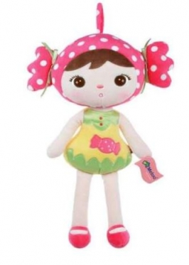 """Pliušinė lėlė """"Metoo"""", 46 cm"""