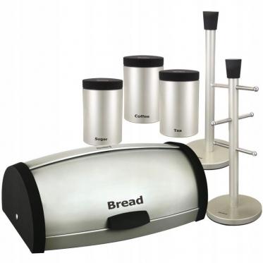 """Duoninė """"Klausberg"""" su virtuvės priedais, 43 x 25 x 15 cm"""