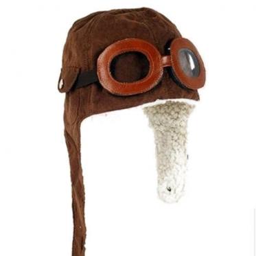 Piloto vaikiška kepurė