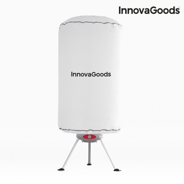 """Nešiojama drabužių džiovyklė """"InnovaGoods"""", 1000 W"""